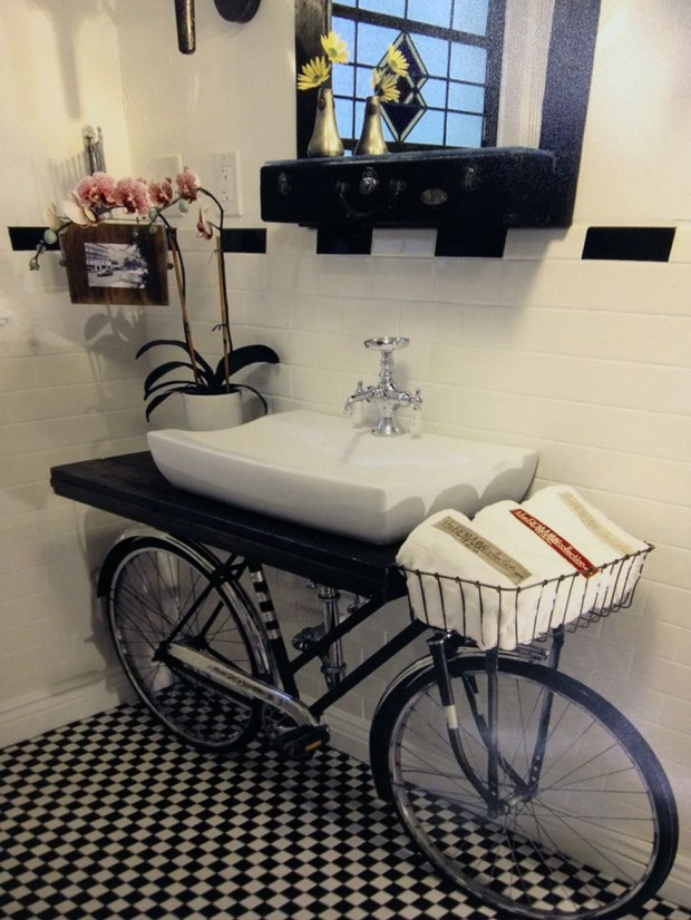 bicycle-sink