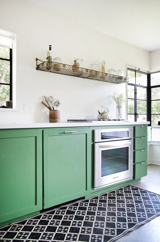 dark-green-cabinets