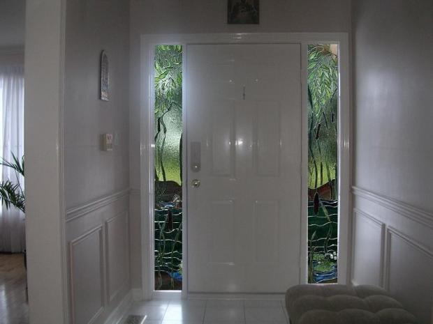 Stunning-Glass-Front-Door