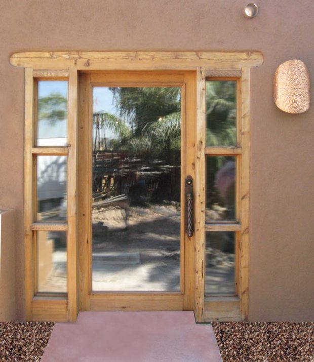 Wood-Glass-Door-3021GP