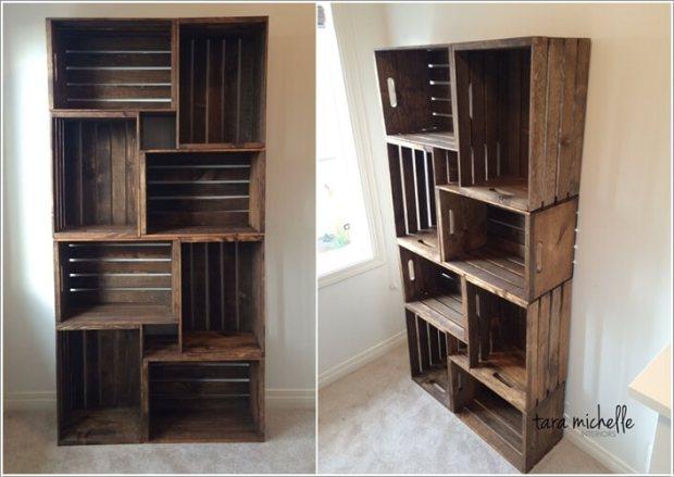 Cool Bookcase Ideas 10 cool diy bookcase ideas that won't break the bank | team dixon